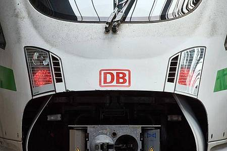Ein ICE der Deutschen Bahn. Foto: Bernd Thissen/dpa