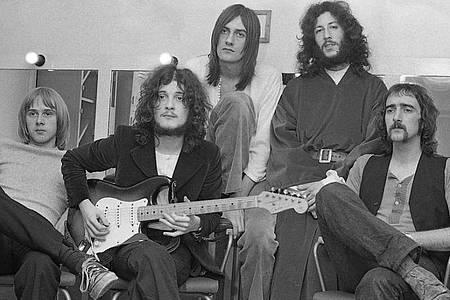 Nach dem Album «Then Play On» begann für Fleetwood Mac eine neue Zeitrechnung. Foto: BMG/Barry Plummer/dpa