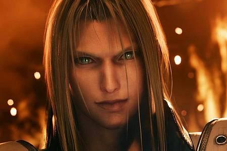 «Final Fantasy VII Remake» versucht, das erfolgreiche Spiel von 1997 mit schönerer Grafik und angepasster Steuerung auch für heutiges Publikum gut spielbar zu machen. Foto: Square Enix/dpa-tmn
