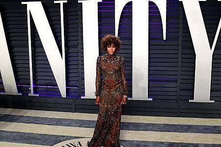 Naomi Campbell war in diesem Jahr bei der «Vanity Fair»-Party dabei. Foto: Ian West/PA Wire/dpa