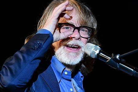 Der Entertainer und Musiker Helge Schneider ist sehr ordnungsliebend. Foto: Uwe Anspach/dpa