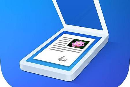 «Scanner Pro: PDF Scanner App» ermöglicht das Scannen und speichern von Dokumenten per iPhone oder iPad. Foto: App Store von Apple/dpa-infocom