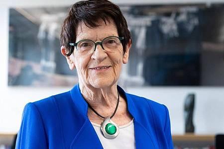 Fordert in der CDUeine Frauenquote:Rita Süssmuth. Foto: Bernd von Jutrczenka/dpa
