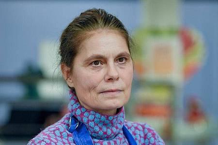 Sarah Wiener hat große Sorgen um ihr Unternehmen. Foto: Patrick Pleul/dpa-Zentralbild/dpa