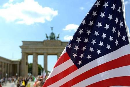 Laut einer aktuellen Umfrage hält nur jeder dritte Deutsche die Beziehungen zu den USAfür gut. Foto: picture alliance / dpa