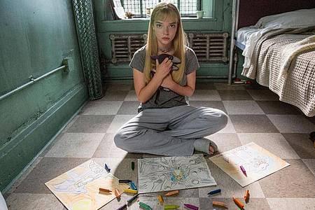 Anya Taylor-Joy spielt Illyana Rasputin/Magik, die wie ihre Freunde im Krankenhaus Menschenleben auf dem Gewissen hat. Foto: Claire Folger/Disney/dpa