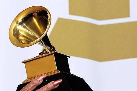 Ein Grammy Award. Foto: Paul Buck/EPA/dpa