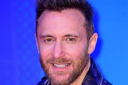 David Guetta sammelt Geld für den Kampf gegen Corona. Foto: Ian West/PA Wire/dpa