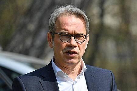 Der thüringische Innenminister Georg Maier. Foto: Martin Schutt/dpa-Zentralbild/dpa