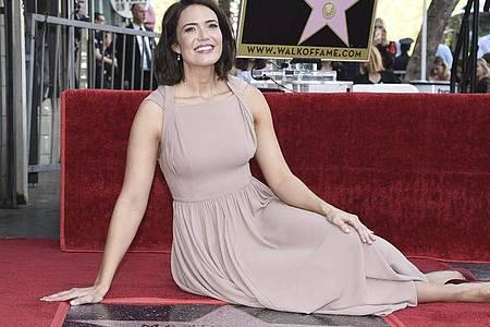 Die US-Schauspielerin Mandy Moore ist schwanger und erwartet 2021 ihren Nachwuchs. Foto: Richard Shotwell/Invision/AP/dpa