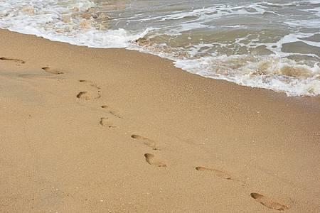 Meer mit Strand