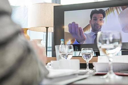 In Zeiten von Corona, Homeoffice und voranschreitende Digitalisierung müssen Führungskräfte ihre Rolle immer wieder neu definieren. Foto: Christin Klose/dpa-tmn