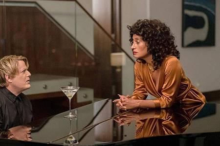 Grace Davis (Tracee Ellis Ross) hat einen schweren Stand in der männerdominierten Musikindustrie. Foto: Glen Wilson/Universal Pictures/dpa