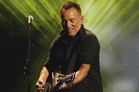 Bruce Springsteen meldet sich mit «Letter To You» zurück. Foto: Nathan Denette/The Canadian Press/AP/dpa