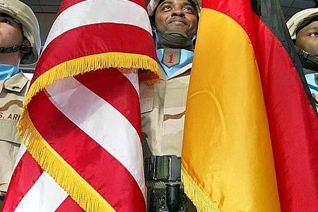 Der geplante Abzug von etwa einem Drittel der US-Soldaten aus Deutschland hat auch mehr als vier Monate nach der Ankündigung durch US-Präsident Trump noch nicht begonnen. Foto: Marcus Führer/dpa