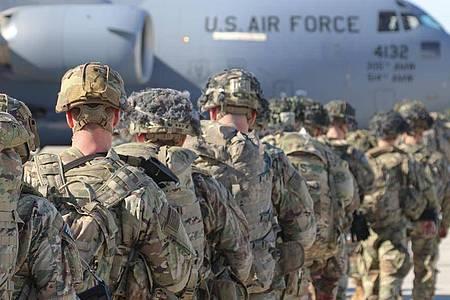 Drei Soldaten der US-geführten Koalition im Irak getötet. Foto: Capt. Robyn Haake/Planetpix/Planet Pix via ZUMA Wire/dpa