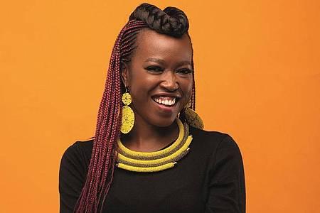 Nina Ogot macht mit ihrem Afropop den Sommer schöner. Foto: Nina Ogot/dpa