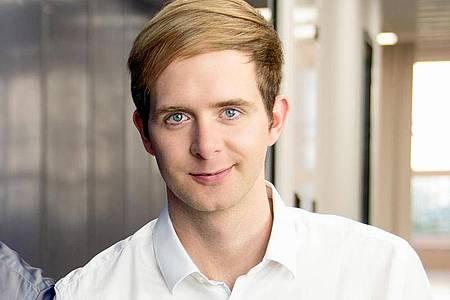 Florian Lange ist Referent für Handel und Logistik beim Verband Bitkom. Foto: Bitkom/dpa-tmn