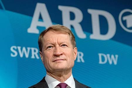 Ulrich Wilhelm, ARD-Vorsitzender und BR-Intendant, engagiert sich seit längerem für eine solche Digital-Infrastruktur. Foto: Peter Kneffel/dpa