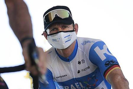 Die 107. Tour de France wird wohl die letzte Frankreich-Rundfahrt von André Greipel sein. Foto: Christophe Petit-Tesson/pool EPA/via AP/dpa