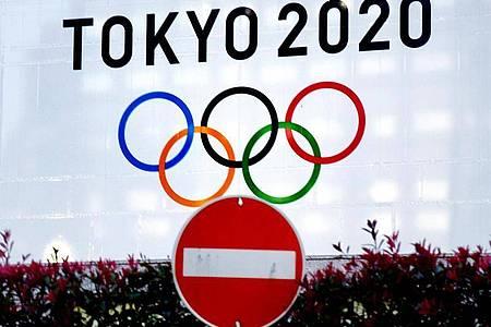Die ins Jahr 2021 verschobenen Olympischen Spiele von Tokio stehen im Zentrum der 136. IOC-Session. Foto: Ramiro Agustin Vargas Tabares/ZUMA Wire/dpa