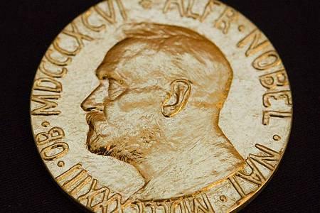 Der Friedensnobelpreis gilt als die renommierteste politische Auszeichnung der Welt. Foto: Berit Roald/SCANPIX NORWAY/dpa