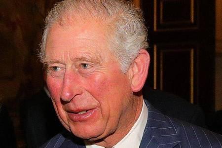 Der britische Prinz Charles ist ein Fan der Ökolandwirtschaft. Foto: Aaron Chown/PA Wire/dpa