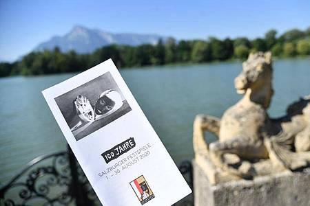 Das weltgrößte Kulturfestival Salzburger Festspiele ist am Samstag gestartet - allerdings in reduzierter Form. Foto: Barbara Gindl/APA/dpa