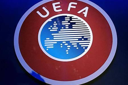 Die UEFA muss über die Austragung der EM entscheiden. Foto: Jamie Gardner/PA Wire/dpa