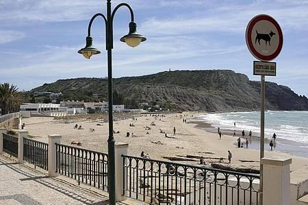 Im portugiesischen Praia da Luz ist Maddie verschwunden. Foto: Armando Franca/AP/dpa