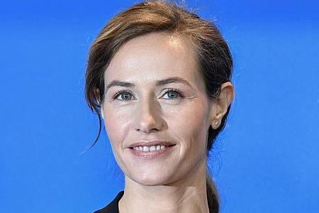 Cécile de France spielt eine der Hauptrollen in «Eine größere Welt». Foto: Jens Kalaene/dpa-Zentralbild/ZB