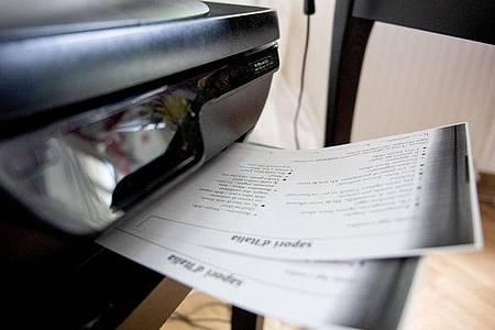Gerade Vieldrucker sollten die Kosten im Blick behalten. Foto: Zacharie Scheurer/dpa-tmn