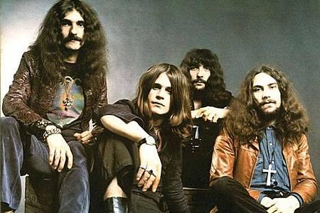 Black Sabbath haben mit «Paranoid» Musikgeschichte geschrieben. Foto: Bmg/Sanctuary/Warner/dpa