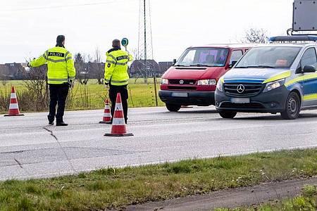 Schleswig-Holstein macht die Grenzen für alle Touristen dicht. Foto: Frank Molter/dpa