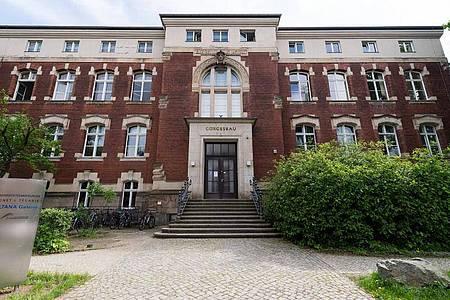 Die sächsischen Hochschulen wollen ihre Vorlesungen erst im Mai beginnen. Foto: Monika Skolimowska/dpa-Zentralbild/dpa