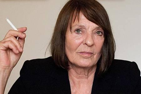 Monika Maron und der S. Fischer Verlag trennen sich. Foto: picture alliance / dpa