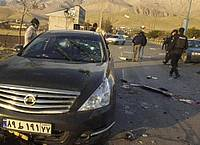 Ein hochrangiger iranischer Atomphysiker ist im Iran einem Mordanschlag zum Opfer gefallen. Foto: Uncredited/Fars News Agency/AP/dpa