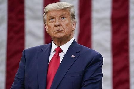 Donald Trump hatte bereits im Wahlkampf 2016 versprochen, Truppen aus dem Ausland abzuziehen. Foto: Evan Vucci/AP/dpa