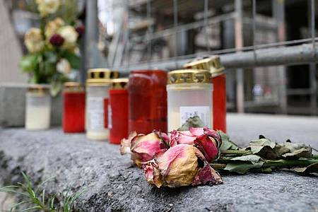 Die tödliche Messerattacke auf zwei Touristen am 4. Oktober hat wohl einen extremistischen Hintergrund. Foto: Sebastian Kahnert/dpa-Zentralbild/dpa