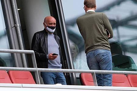 Martin Kind rechnet bei Hannover 96 mit einem Umsatzverlust von rund zehn Millionen Euro. Foto: Peter Steffen/dpa