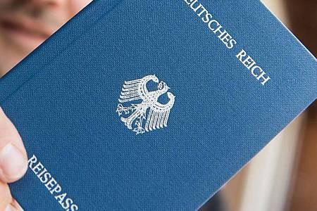 Seehofer verbietet eine Reichsbürger-Gruppe. Foto: Patrick Seeger/dpa