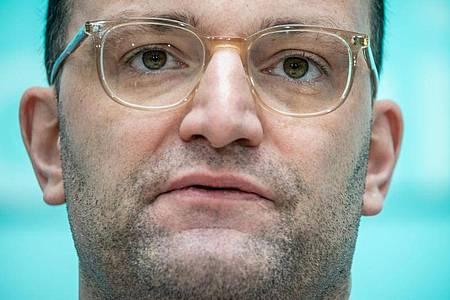 Gesundheitsminister Jens Spahn (CDU). Foto: Michael Kappeler/dpa/Archiv