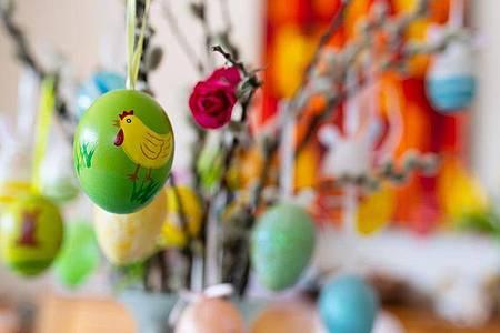 Mit Kreativität und digitaler Technik hat Ostern eine Chance. Foto: Sven Hoppe/dpa