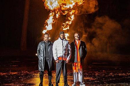 Die Band The Roop wird Litauen vertreten. Foto: Jurga Urbonaite/EBU/dpa