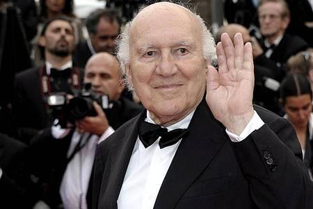 Michel Piccoli bei den Filmfestspielen in Cannes 2011. Der Schauspieler starb im Alter von 94 Jahren. Foto: picture alliance / dpa