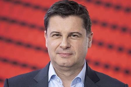 Christian Seifert erwartet eine anstrengende Verteilung der Gelder aus den Fernsehverträgen. Foto: Boris Roessler/dpa