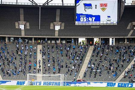 Streitthema: Die Zuschauer-Regelung in Zeiten steigender Corona-Zahlen. Foto: Andreas Gora/dpa