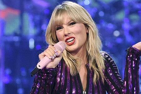 Taylor Swift verrät, wen sie wählen wird. Foto: Evan Agostini/Invision/AP/dpa