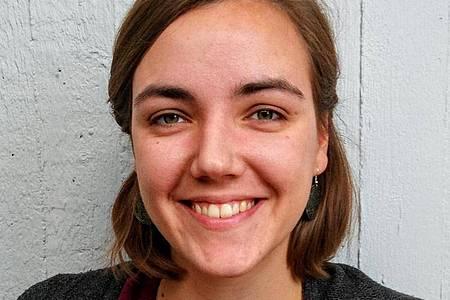 Johanna Dieckmann ist Studentin der Hebammenkunde an der Hochschule für Gesundheit (HSG) in Bochum. Foto: Johanna Dieckmann/dpa-tmn