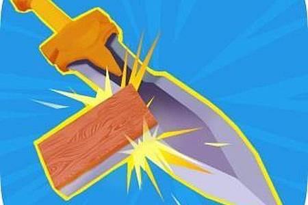 Bei «Sharpen Blade» können sich Gamer in der Schmiedekunst üben. Es gilt, das schärfste Schwert zu kreieren. Foto: App Store von Apple/dpa-infocom